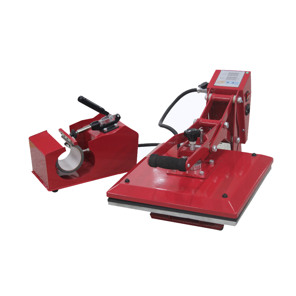 2IN1 Function(mug/t-shirts) Transfer Press Machine 15-C580