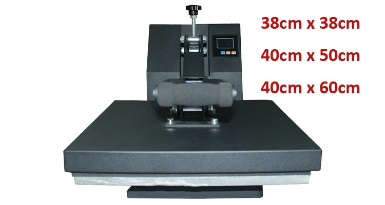 Update Digital Control Sublimation Lowest Price T-shirt Heat Press Machine 3802