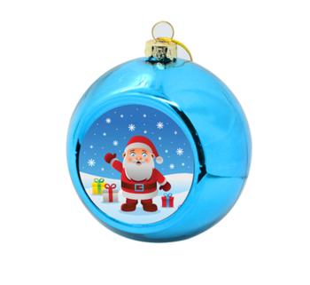 Christmas Ornament Sublimation Blank Christmas Gift Ball