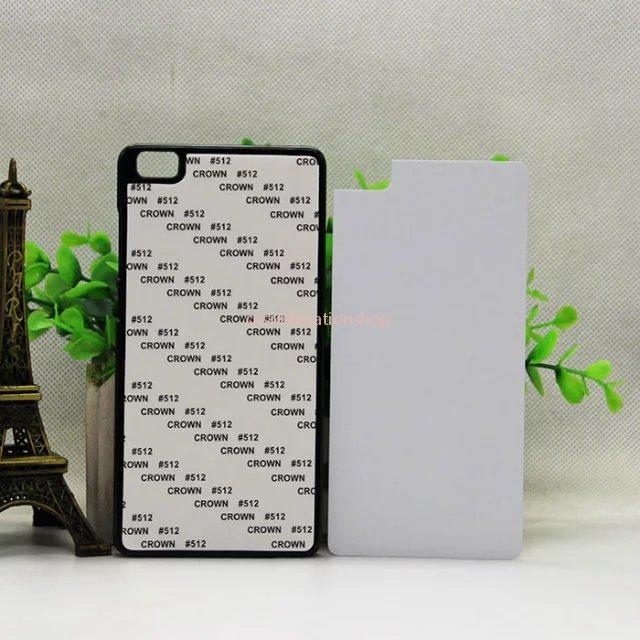 XIAOMI Custom Logo Printing Cell Phone case Blank Sublimaiton Plastic Case