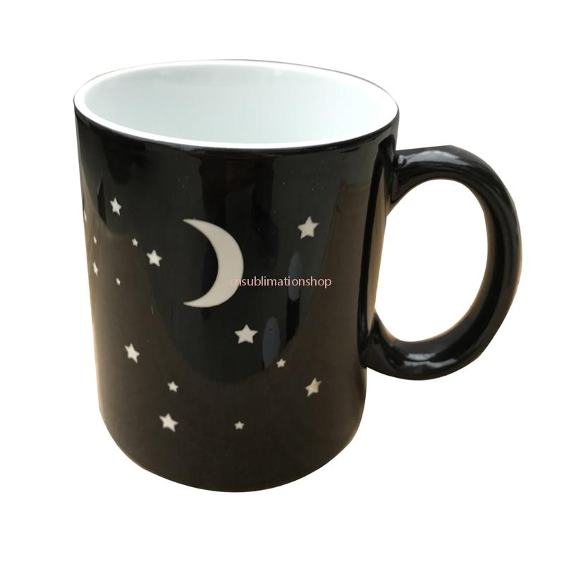11oz Engraving Color Changing Mug